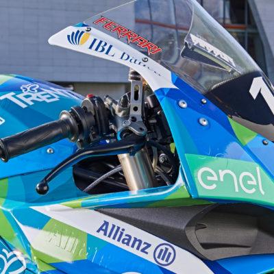 Gresini Racing presenta la sua MotoE