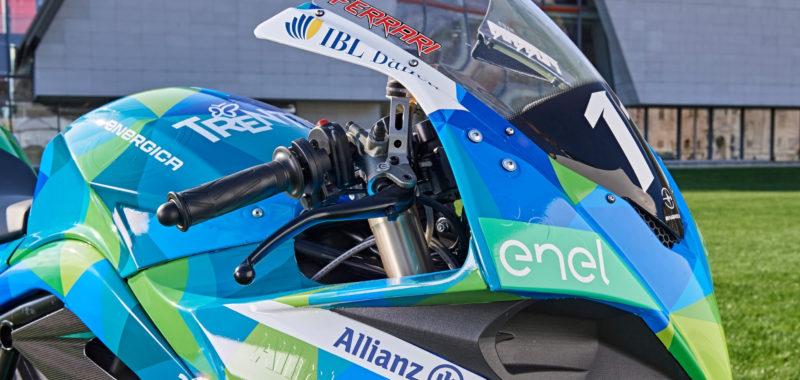 Gresini Racing presents his MotoE