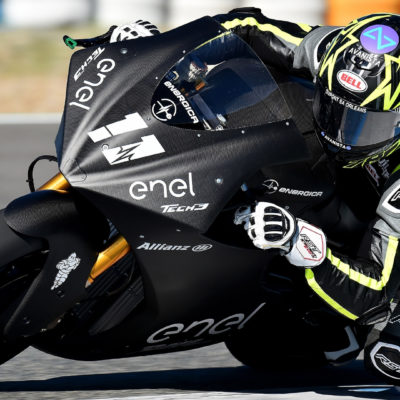 Finished the first tests for the MotoE: the words of the team managers
