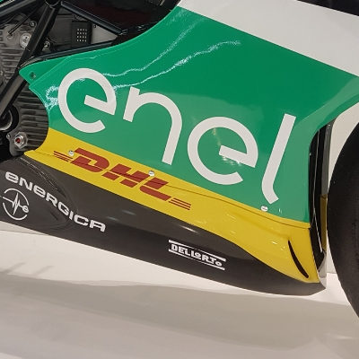 The Italian Dell'Orto official partner for the data acquisition of the MotoE