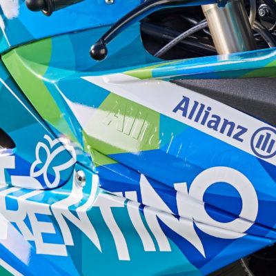Lorenzo Savadori completa il Team Trentino Gresini MotoE