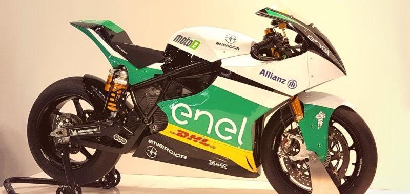 Brannetti ad EICMA: abbiamo fatto una moto da corsa