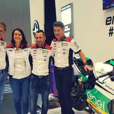 Cecchinello: the MotoE will attract new sponsors