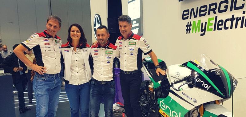 Cecchinello: la MotoE attirerà nuovi sponsor