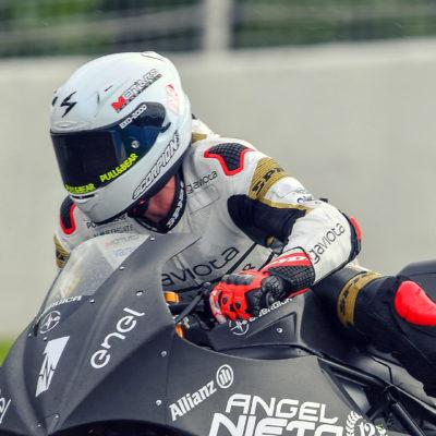 Secondo giorno di test a Jerez penalizzato dalla pioggia