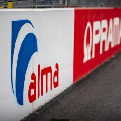 Alma Pramac Racing chooses De Angelis and Hook for his team in MotoE