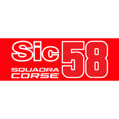 Mattia Casadei is the driver of the SIC 58 Squadra Corse team