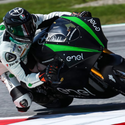 Interview with Giampiero Testoni, technical director of Energica