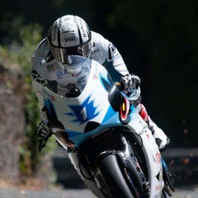 Michael Rutter:come si guida una moto elettrica all'Isola di Man