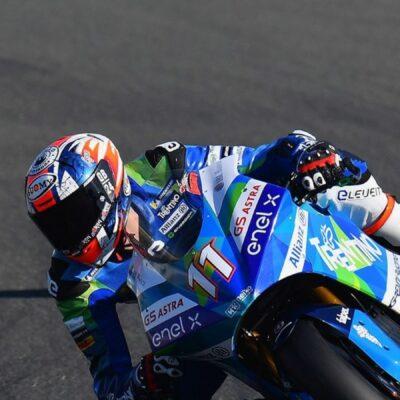 Team Trentino Gresini MotoE: report da Valencia