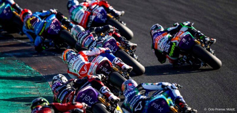 MotoE: zero race in Valencia