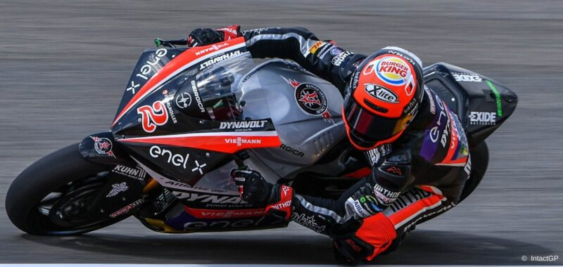 Jesko Raffin primo nelle FP1 del GP di Gemania
