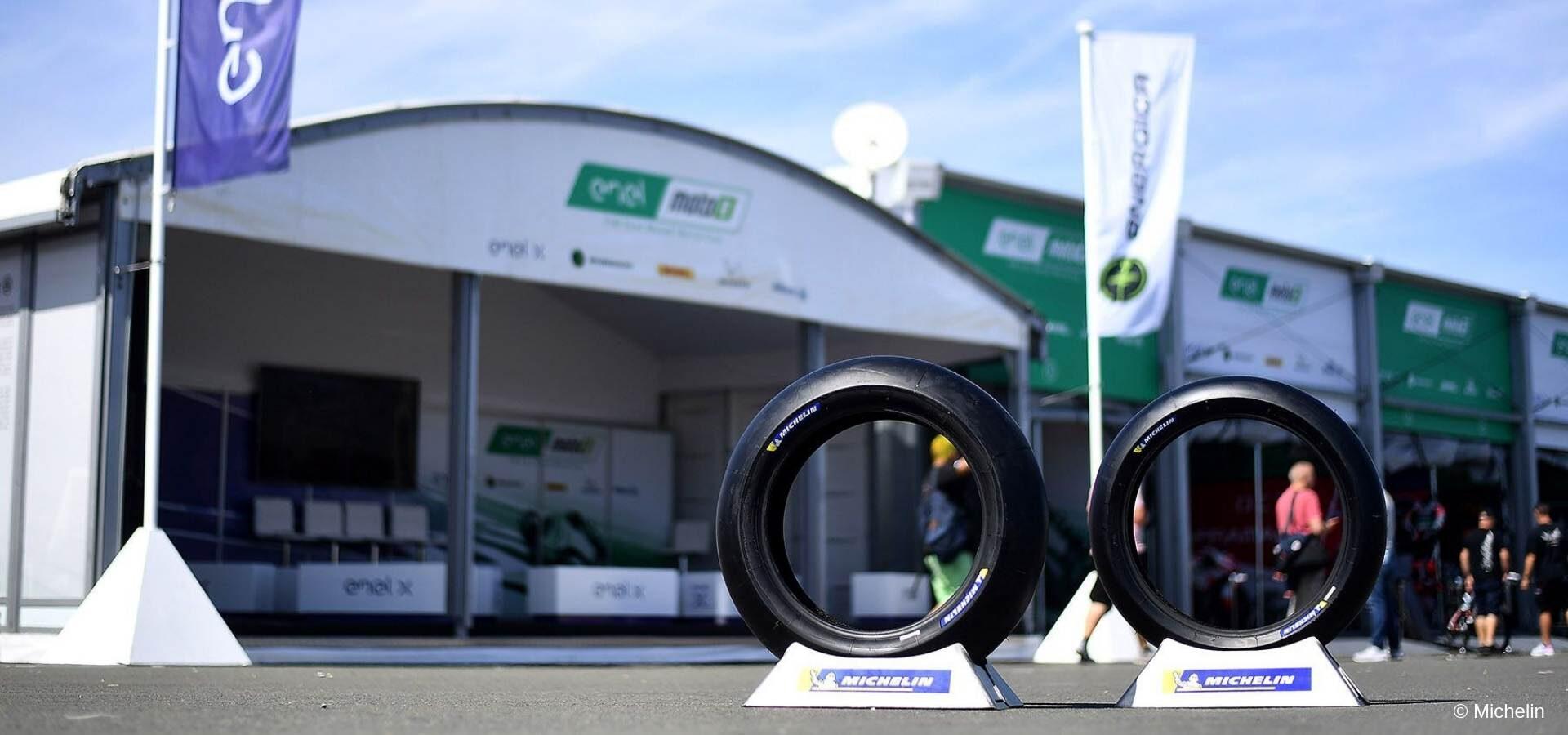 Michelin Slick MotoE: il punto dopo il GP del Sachsenring