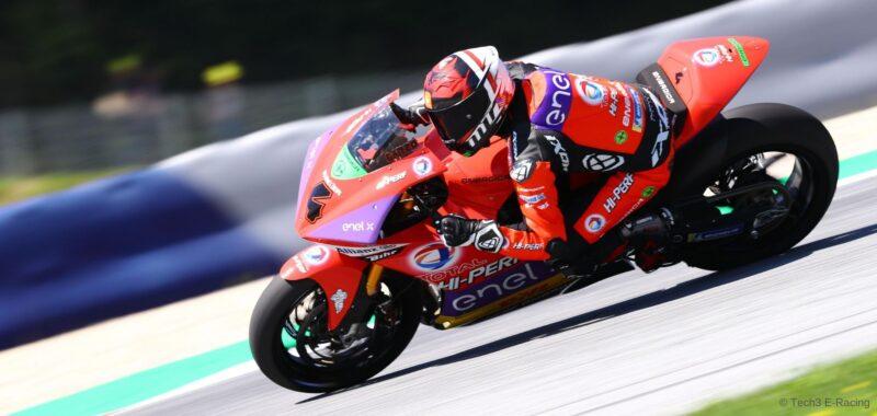 FP3 Austria: Hector Garzo takes the lead
