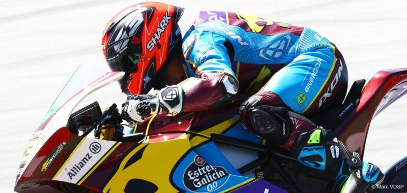Mike Di Meglio vince con la MotoE in Austria