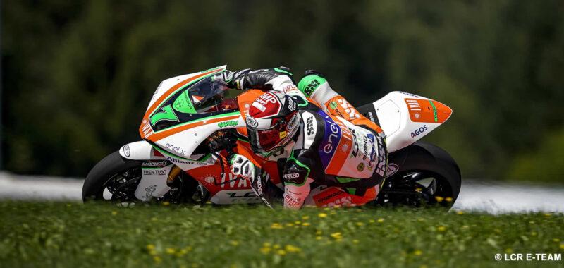 I piloti dei team italiani della MotoE parlano delle prime prove