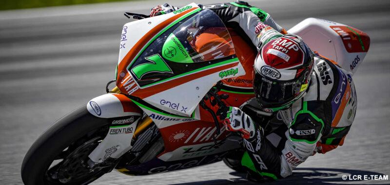 Nuova partnership per LCR E-TEAM dal GP Austriaco