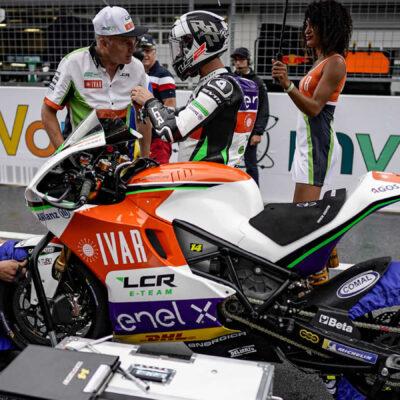 Passi avanti per Canepa e De Puniet nel GP in Austria