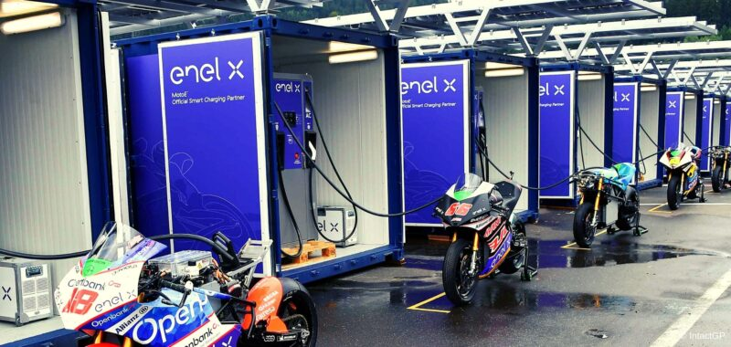 The evolution of the MotoE explained by Nicolas Goubert