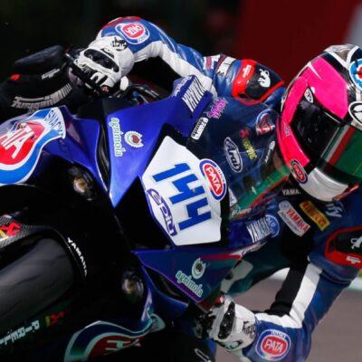 Lucas Mahias sostituirà l'infortunato Niki Tuuli a Valencia