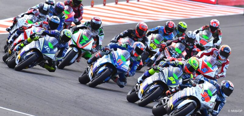 A look at the MotoE World Cup 2020