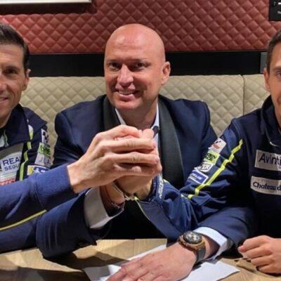 Il team Avintia Racing MotoE sceglie Xavier Cardelús