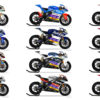 The line-up of the MotoE World Cup 2020