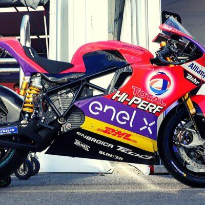 Marcon e Tulovic per il team  Tech3 E-Racing 2020