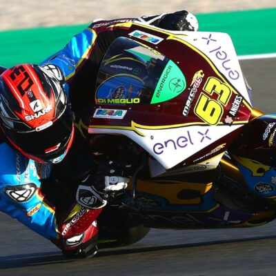 Mike Di Meglio and the first year of the MotoE
