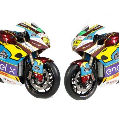 Presentato il team EG0,0 Marc VDS MotoE