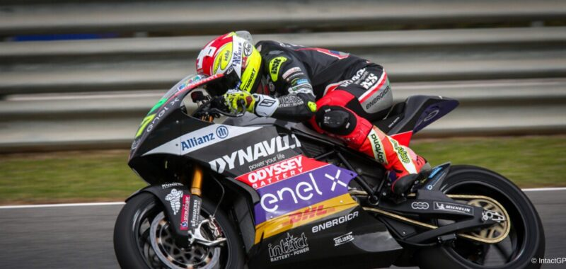 Andalucian GP FP3: Aegerter, Granado and Casadei the first three