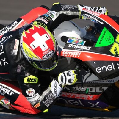 Jerez test day 3: Aegerter is the fastest of the day