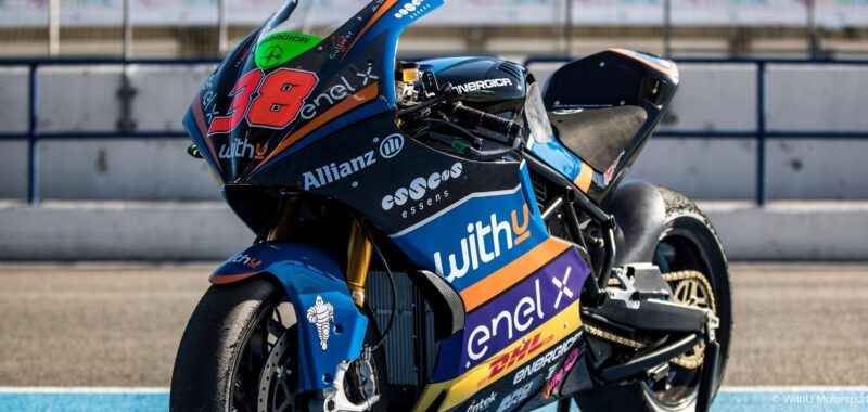 A new development of the cooling system of the MotoE battery