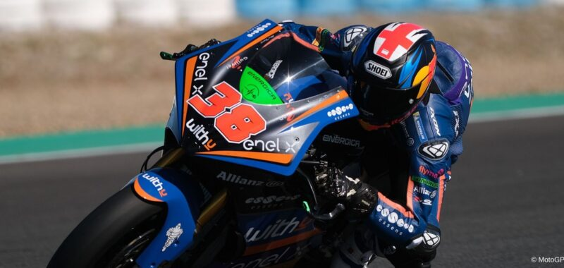 Bradley Smith in MotoGP opening two rounds in Jerez