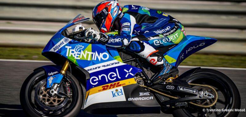 Primi Test MotoE a Jerez: Ferrari già in forma mondiale
