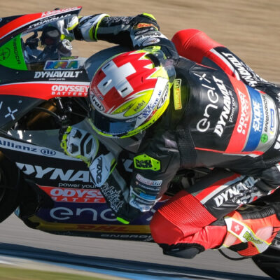 GP di Andalusia: Dominique Aegerter in pole position