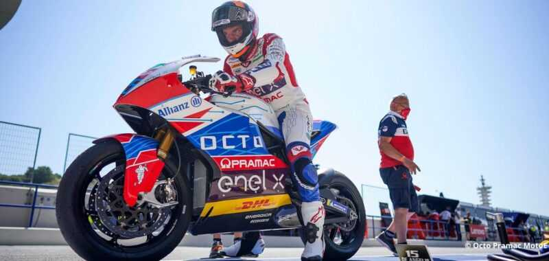 GP Andalusia: De Angelis rimonta fino al 4° posto, Hook in Top 10