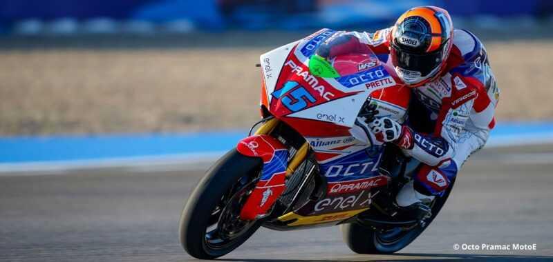 GP di San Marino FP1: Alex De Angelis davanti