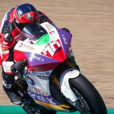 Injury for Tommaso Marcon one week before the first race