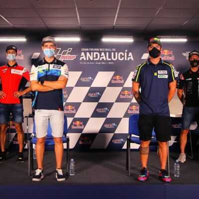 The protagonists of the Spanish GP ready for the second round of the MotoE