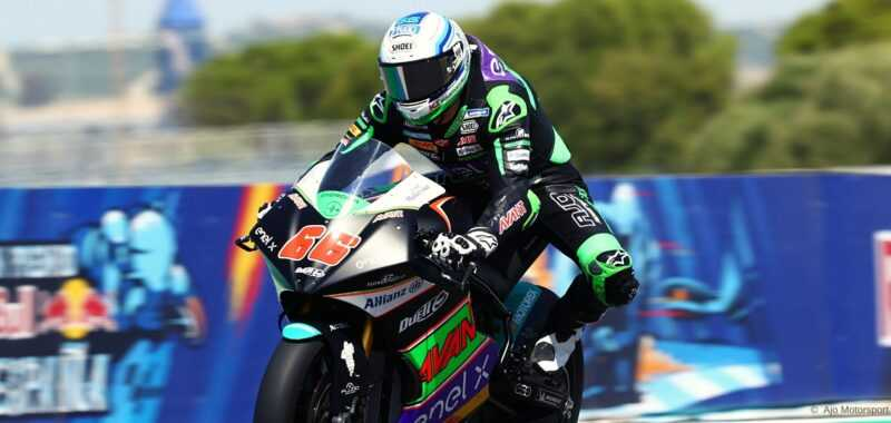 Niki Tuuli to miss the Andalucian GP due to wrist injury