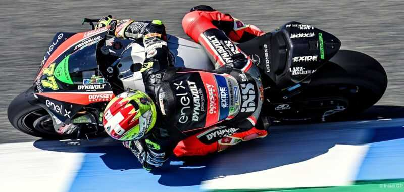 GP di Andalusia: Aegerter vince la sua prima gara