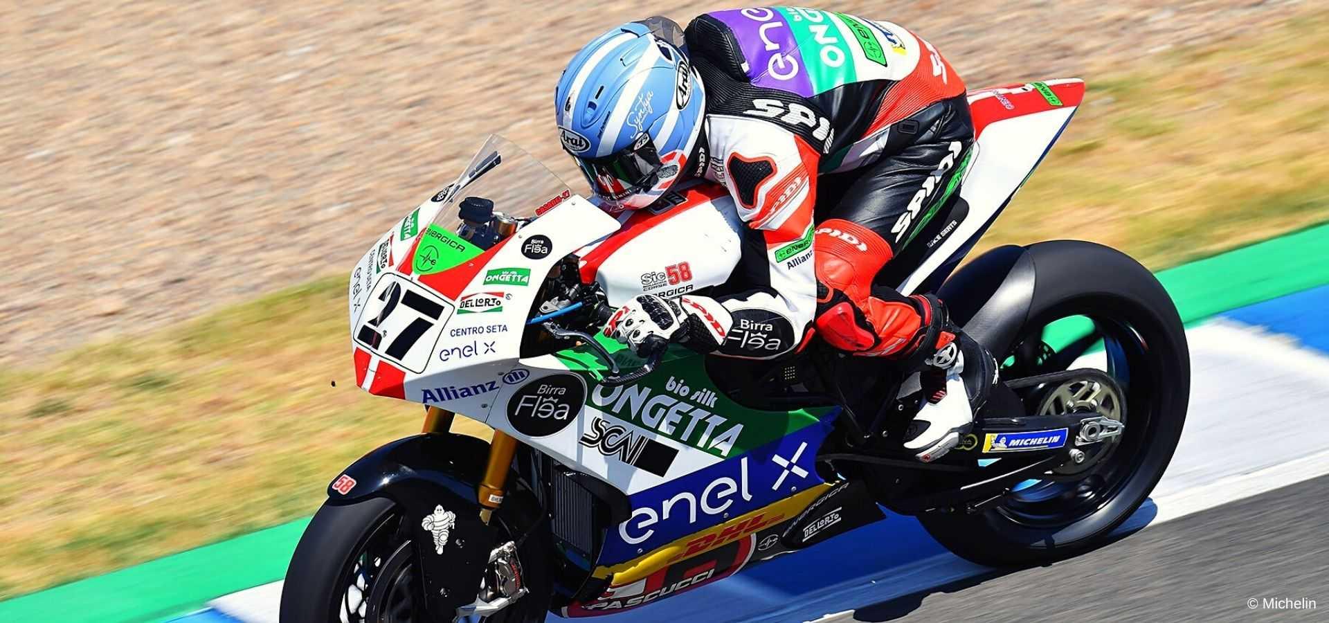 Che gare per il team Sic58 a Jerez!