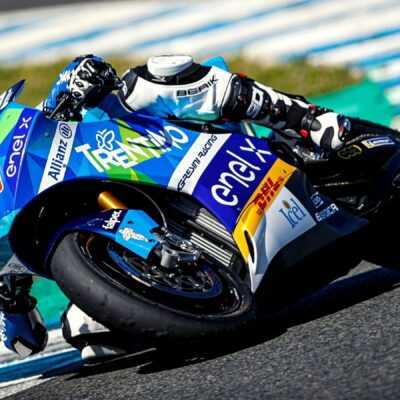 MotoE in Jerez: the story of a fire that never happened
