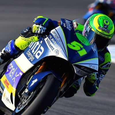 SpanishGP FP1: Granado, Aegerter and Canepa the top three