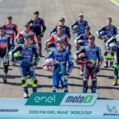 Nicolas Goubert explains the news of the MotoE  2020