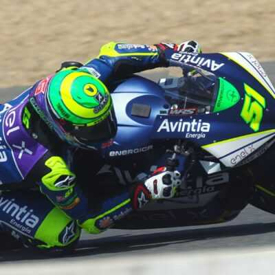Spanish GP FP3: Granado, Aegerter and Canepa the top three