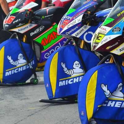 MotoE and Michelin to shape the future of electric mobility