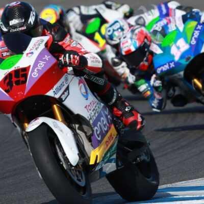 Tulovic quarto al debutto in MotoE nel GP di Spagna