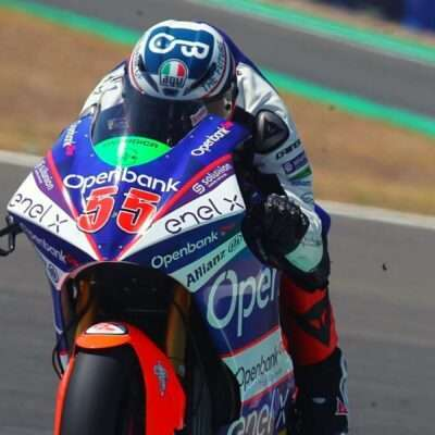 The report of the GPs in Jerez for the Openbank Aspar Team